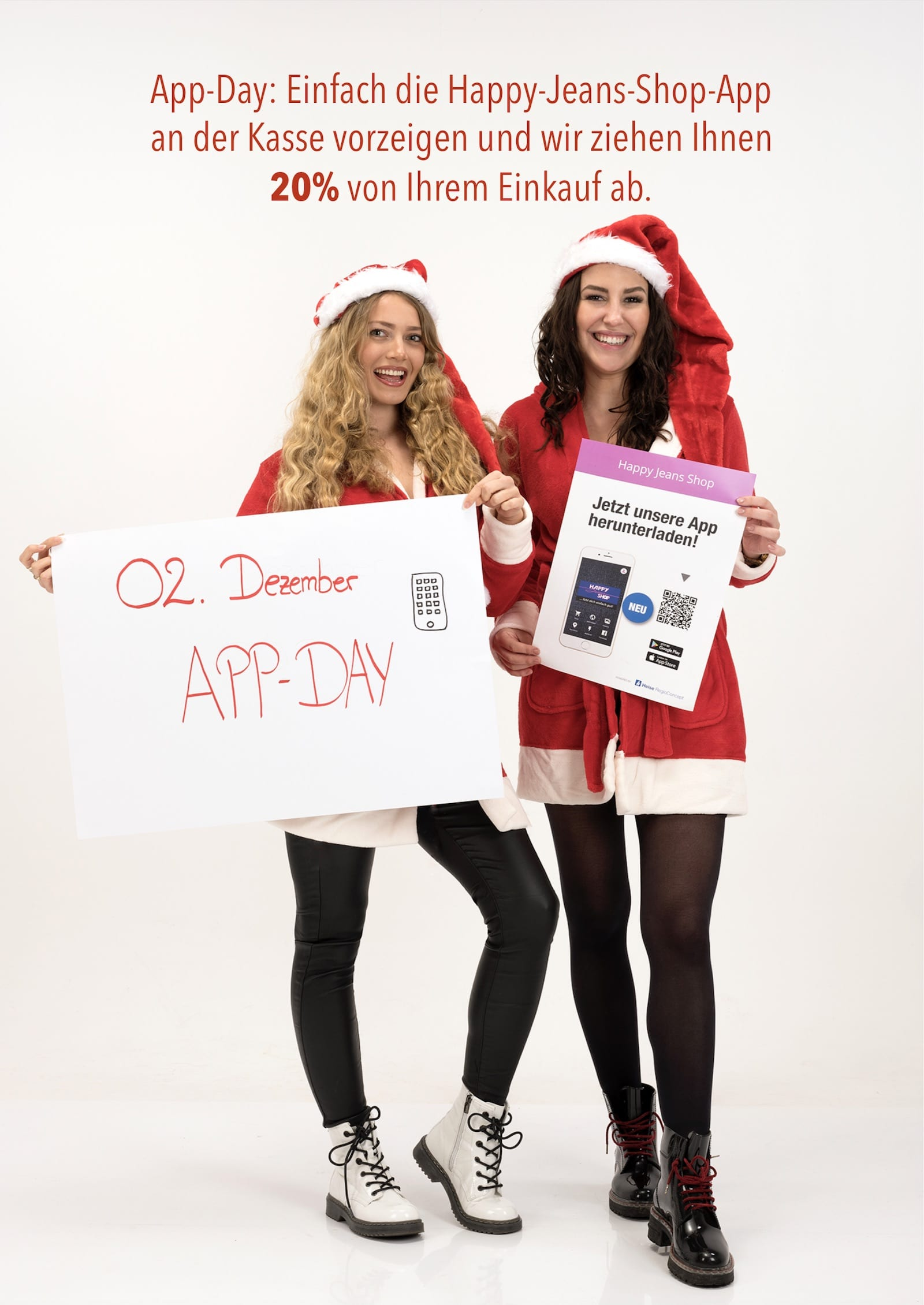 Happy Jeans Shop - Adventskalender